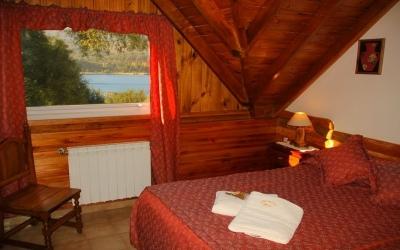 Habitación Junior Vista al Lago